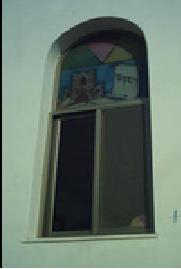 חלון קליל קשת הזזה 6000