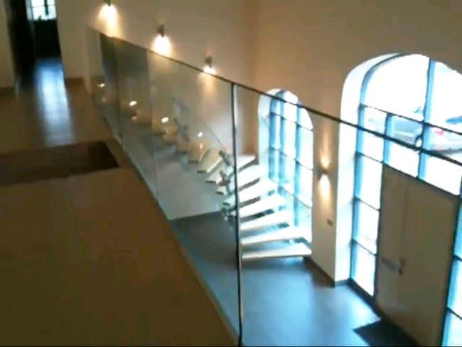 מדרגות בננה