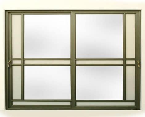 חלונות בלגי הזזה 7300