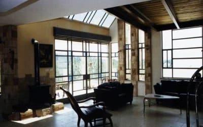 4300 חלון בלגי אמנות האלומיניום